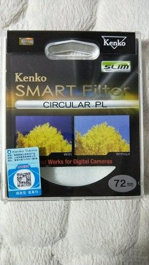 肯高(KenKo) kenko C-PLSLIM 超薄偏振镜 72mm 晒单图