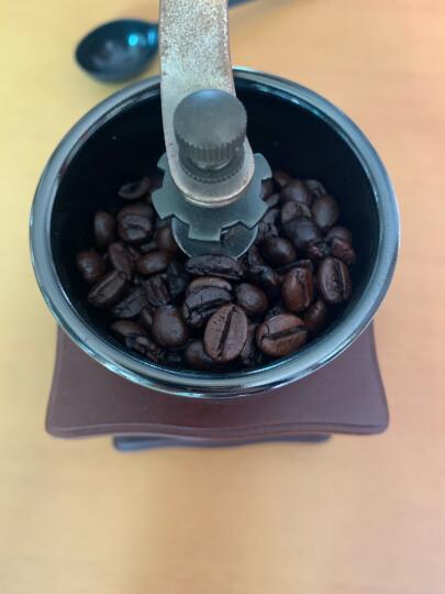 吉意欧GEO 醇品系列意式咖啡豆500g 意大利特浓浓缩拼配 深度烘培 晒单图