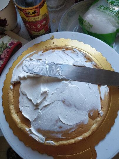 雀巢 Nestle 烘焙原料 动物性奶油 淡奶油 常温储藏  1L 晒单图
