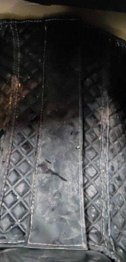 【京东配送】五福金牛 大包围皮革汽车脚垫 专用于15-18款现代途胜 内饰改装脚垫迈畅系列 晒单图