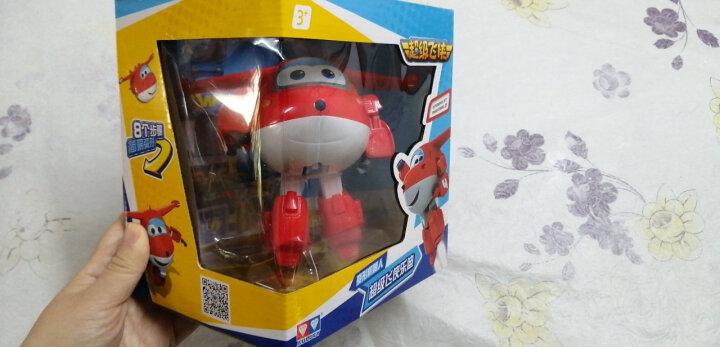 奥迪双钻(AULDEY)超级飞侠益智玩具大变形机器人-乐迪儿童玩具男女孩新年礼物 710210 晒单图