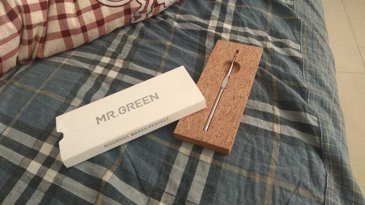 Mr.Green 指甲刀指甲剪指甲钳甲沟钳去死皮剪 M-9000 晒单图