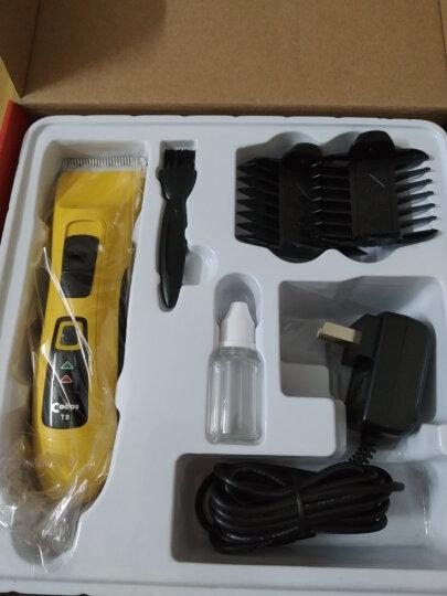 科德士(Codos) 电动理发器静音儿童成人电推剪充电式全家通用 CHC-T8 官方标配 晒单图
