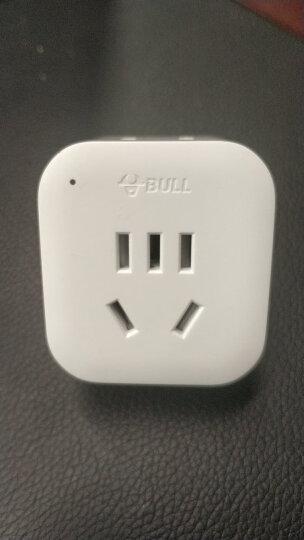 公牛(BULL)新国标多国旅行转换器/转换插头/电源转换器 适用200多个国家与地区 GN-L07 晒单图
