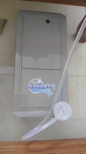 新功(SEKO) 新功茶渣桶智能感应茶具排水桶废水桶茶水桶茶具 10L储水箱 智能饮用水箱10L 晒单图