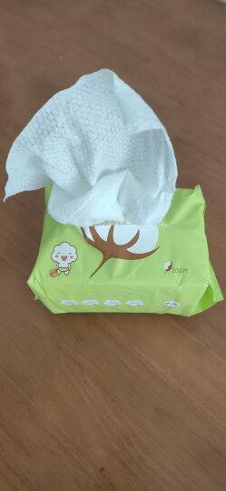 思拓科 婴儿儿童宽头安全棉签56支 新生儿宝宝棉棒掏耳朵鼻孔肚脐棉签 宝宝双头两用纸轴特惠装 晒单图