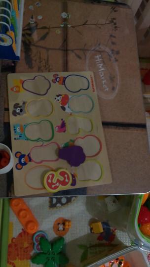 特宝儿(topbright)数字认知儿童拼图玩具2-3岁 3-6岁男孩女孩宝宝益智玩具 晒单图