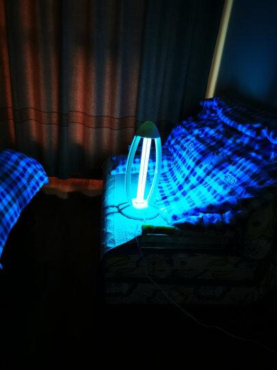 雪莱特 38W大白紫外线消毒灯 家用杀菌消毒台灯 家居室内餐厅酒店宠物除螨灯杀菌灯 无臭氧 HJ-1406 晒单图