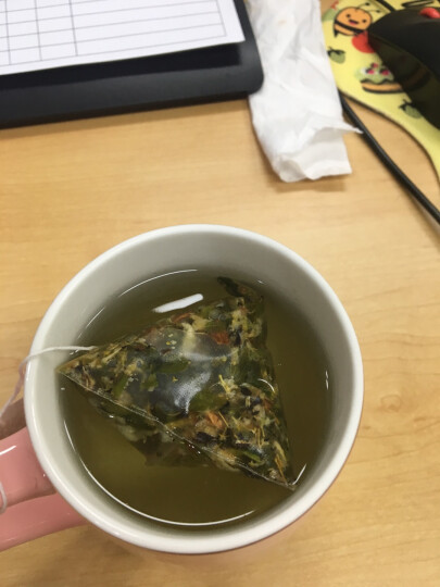 茶里(ChaLi)茶叶玖小盒花草茶组合桂花乌龙茶包 玫瑰花茶 茉莉花茶 红茶绿茶普洱茶叶31g 晒单图