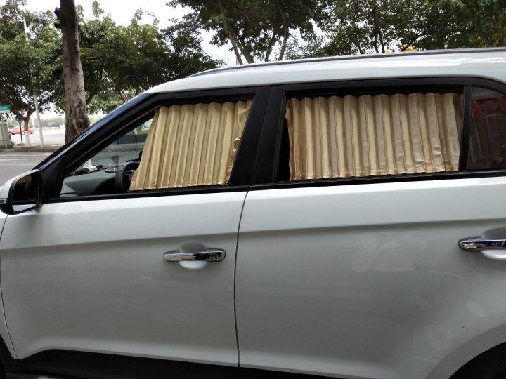 路泽仕 汽车窗帘遮阳帘 车窗遮阳防晒车载车用窗帘 铝合金轨道式百叶隐私窗帘 专车专用 7窗-银灰色 3对侧窗+后窗 马自达6睿翼/3昂克赛拉CX-5阿特兹CX-4 晒单图