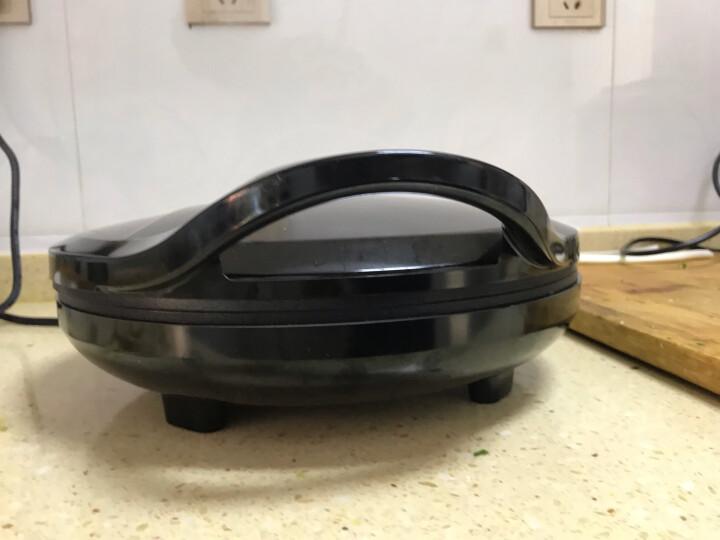 苏泊尔(SUPOR)电饼铛家用 双面加热 煎饼铛 煎烤机烙饼锅25mm加深烤盘JJ30A648 晒单图