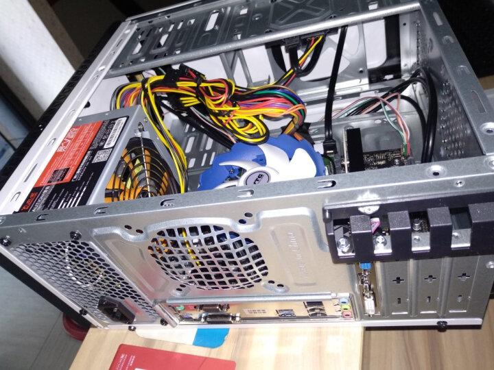 武极i3 8100升9100四核/B365M/DDR4办公娱乐家用台式电脑主机兼容机/DIY组装机 【AMD 锐龙3 2200G可选配置】 晒单图