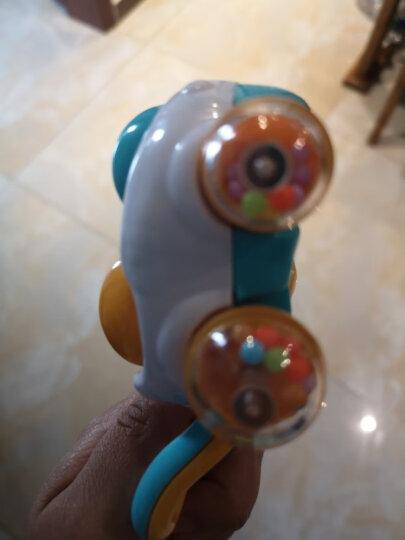 澳贝(AUBY)宝宝玩具小推车转转乐摇铃婴幼儿童手推车男孩女孩生日礼物(新旧配色随机发货)461515 晒单图