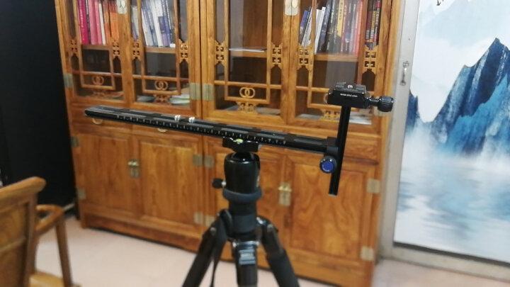 思锐(SIRUI)快装板PH120 大炮长焦打鸟镜头 脚架环 晒单图
