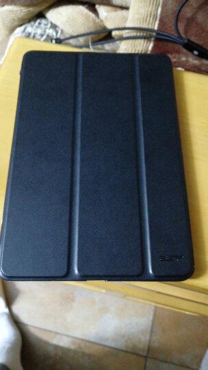 亿色(ESR)苹果iPad mini2/3/1保护套 迷你2平板电脑壳7.9英寸 超薄全包防摔休眠皮套 悦色系列 银河灰 晒单图