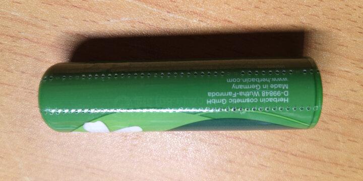 德国 贺本清小甘菊修护唇膏4.8g/支 防止干裂 滋润保湿 润唇膏 晒单图