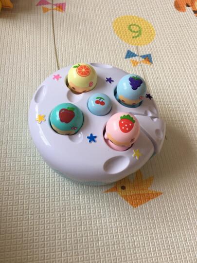 益米 儿童玩具男孩女孩益智玩具过家家仿真玩具 电动打地鼠游戏机灯光音乐 晒单图