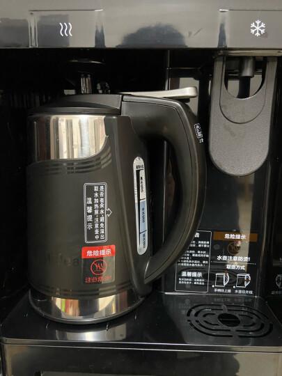 美的(Midea)饮水机下置式水桶家用立式冰热智能wifi外置沸腾胆加热HEPA过滤 YD1316S-X 晒单图