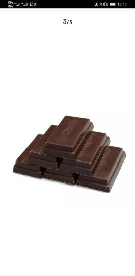 金帝Leconte 美滋滋 榛仁脆心巧克力105g儿童零食星星装 晒单图