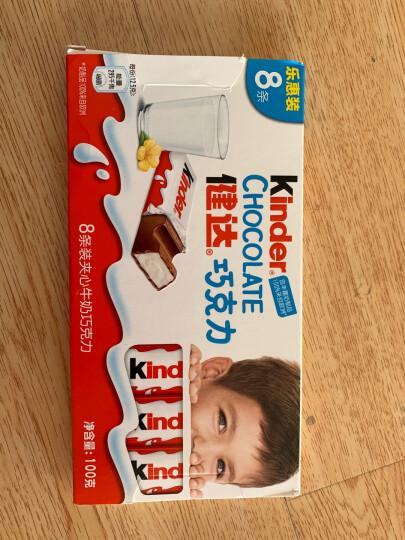 KinderJoy健达食玩奇趣蛋(女孩版) 儿童零食玩具 休闲食品 3颗装60g 新老包装随机发 晒单图