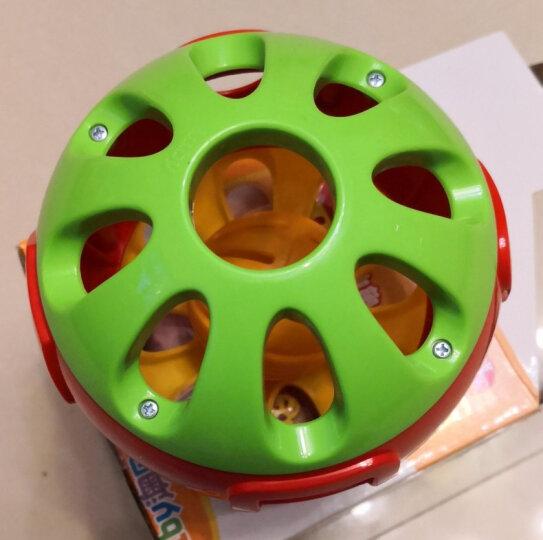 澳贝(AUBY)益智玩具小熊叠叠圈婴幼儿童音乐发光不倒翁叠叠乐儿童节礼物(新旧配色随机发货)461161 晒单图