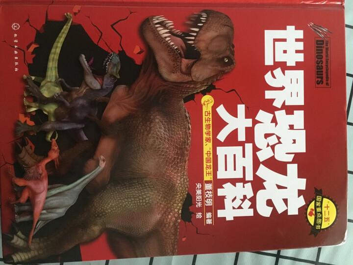 世界恐龙大百科 晒单图