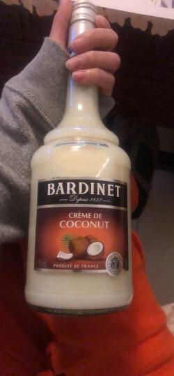 必得利(Bardinet)洋酒 桃子 力娇酒 700ml 晒单图