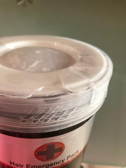 hongo 汉高头发救星护发膜倒膜正品染烫后修复焗油膏柔顺护理营养护发素1000ml 晒单图