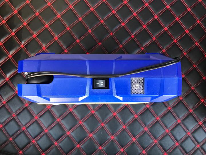 固特异汽车车载充气泵车用大功率12V自动便携式数显双缸打气泵摩托车自行车橡皮艇篮球多用GY-2582 晒单图