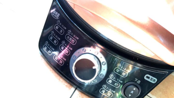 苏泊尔(SUPOR)电饼铛家用 双面加热煎饼铛煎烤机烙饼锅25mm加深烤盘火力可调JD31A847 晒单图
