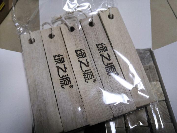 绿之源 5袋装可挂式除湿袋干燥剂除湿剂除湿盒 室内衣柜除湿桶防潮剂抽吸湿盒器防霉吸潮包片 晒单图