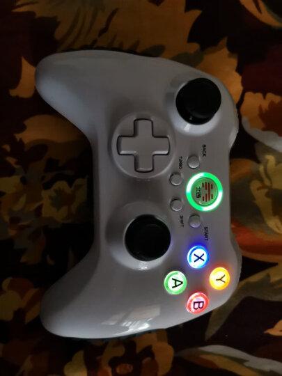 北通(Betop)阿修罗2无线游戏手柄xbox360精英PSPC电脑电视Steam荒野大镖客2刺客信条怪物猎人世界实况足球 白 晒单图