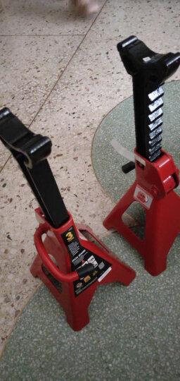 通润(TORIN)安全支架3吨 汽车维修支架千斤顶支架保安支架 汽修工具 一对装 3T 晒单图