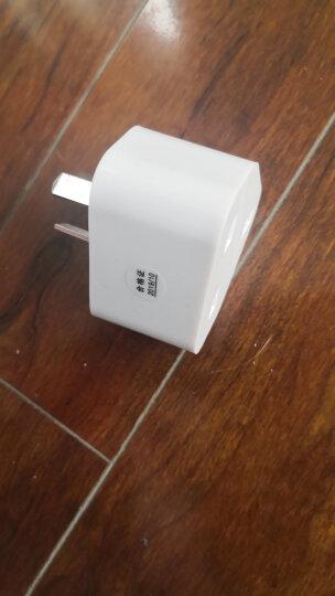 英特曼(Etman)国标转英标旅行港版插座苹果iphoneX/8手机ipad港行充电中国香港转换插头 晒单图