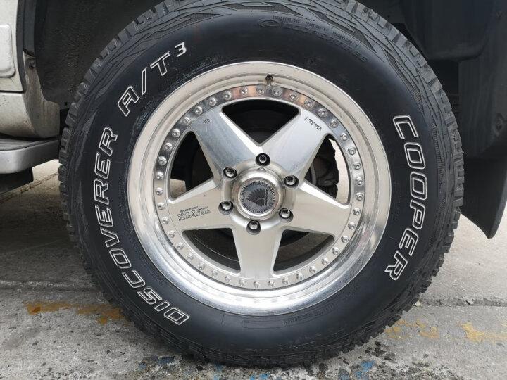 固铂Cooper轮胎/汽车轮胎 235/45R17 94W Zeon C7 适配大众CC/迈腾/沃尔沃V60/S60L 晒单图