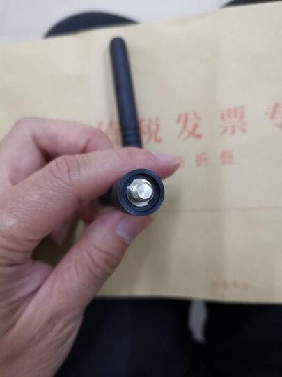 TYT 对讲机短天线 适合摩托罗拉对讲机A8/A6/GP3688/GP2000等手台 晒单图