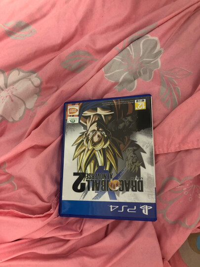 现货当天发 全新PS4正版实体光盘 格斗对战游戏 龙珠 超宇宙2 中文版 晒单图