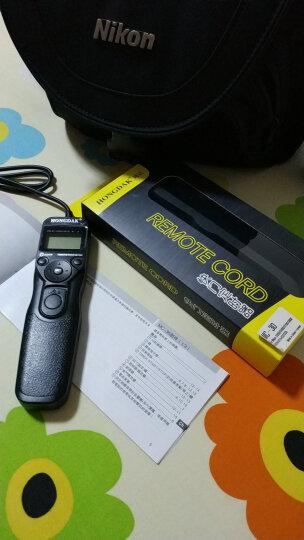快门线佳能5D4快门遥控器有线定时快门适用5D3 70D 6D2 60D 500D RS-60E3宾得K10D K20D K7 K3 晒单图