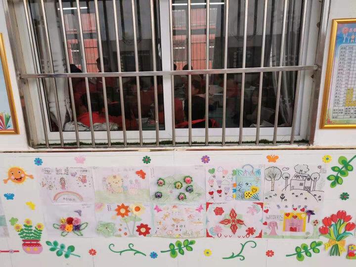 凡雅空间 幼儿园学校小学教室班级布置文化墙贴画墙贴纸装饰品卡通图书角表扬黑板报墙壁纸自粘 10.知识海洋 中号 晒单图