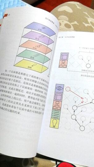 用户体验要素:以用户为中心的产品设计(原书第2版) 晒单图