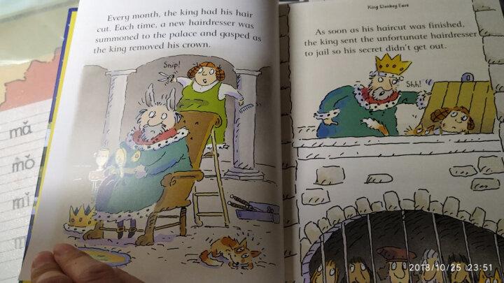 Illustrated Stories for Bedtime 进口故事书 晒单图