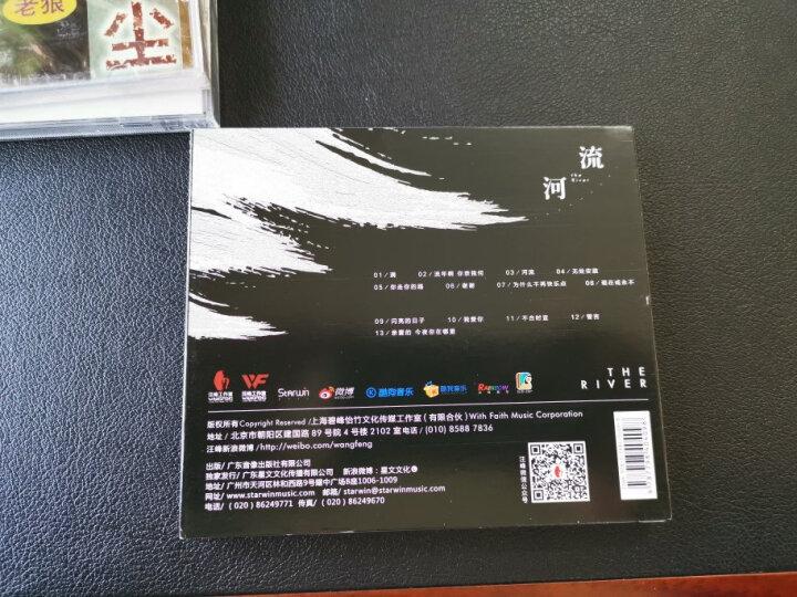 汪峰2015年最新专辑《河流》(CD) 晒单图