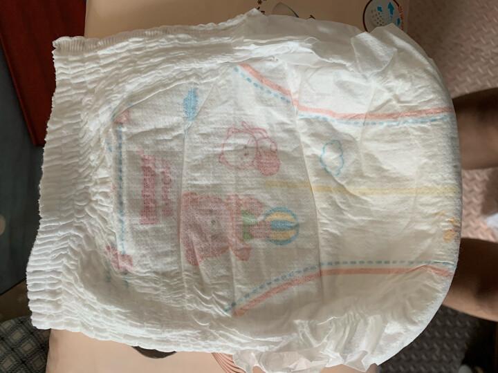 好奇Huggies 铂金装拉拉裤XXL40片 晒单图
