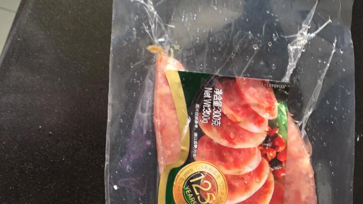 荷美尔 经典意式比萨发酵肠 冷藏熟食 100g/袋  烧烤食材 晒单图