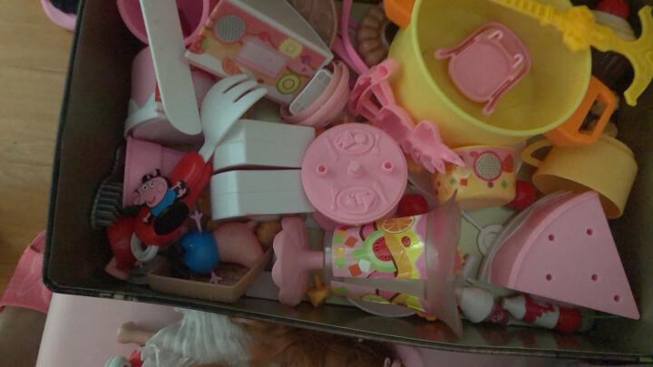 贝恩施儿童益智玩具 水果蛋糕切切乐 仿真过家家玩具套装699-3粉 晒单图