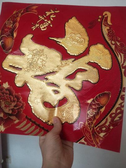 宫薰 2020春联鼠年生肖春节对联大礼包中国结窗花红包福字门贴年画过新年装饰套装新春节用品 豪华大礼包套餐(23件套) 晒单图