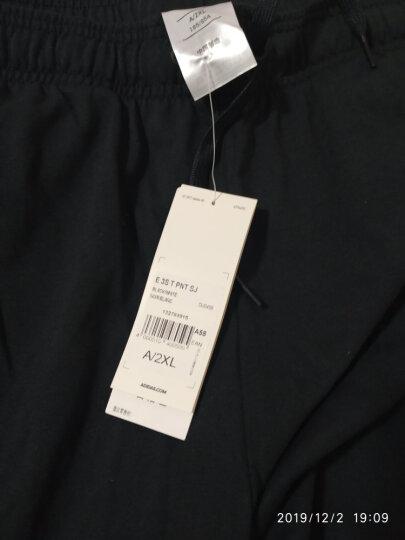 【滔搏官方】adidas阿迪达斯男子运动基础系列三条纹透气舒适针织长裤 DQ3079 M 晒单图