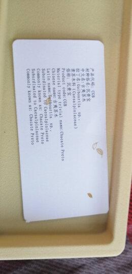 谭木匠 牛角梳子 木梳 送长辈 送老婆 送女友 送闺蜜 CGHJ0602 晒单图
