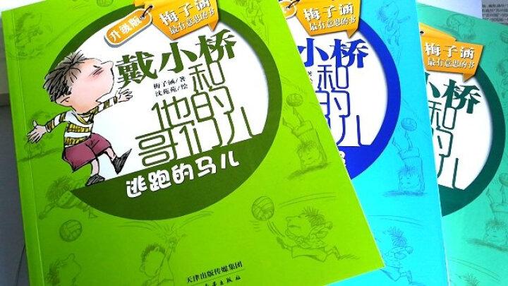 戴小桥和他的哥们(还孩子一个真实美好的童年 套装共6册) 晒单图