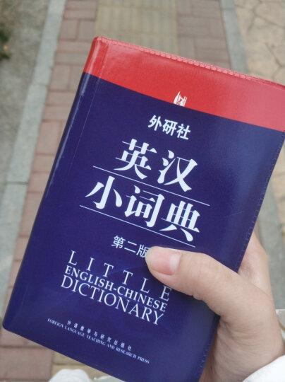 小学生汉语词典(双色 多功能)小学语文工具书 晒单图